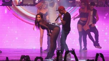 Relembre momentos em que Anitta e Nego do Borel mostraram sintonia