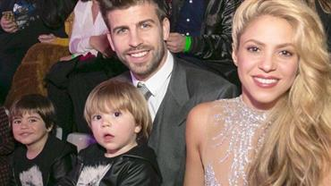 """Shakira diz que relacionamento com Piqué foi um """"doce castigo do destino"""""""