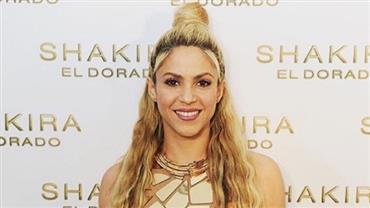 Shakira agradece apoio após cancelar shows por hemorragia nas cordas vocais