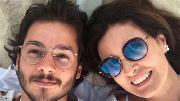 """William Bonner curte foto de Fátima Bernardes com namorado e fãs vibram: """"Mantendo o respeito e a ética"""""""