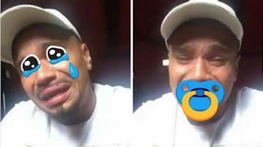 Internautas fazem memes com pedido de desculpas de Naldo após agressão