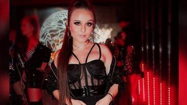 Larissa Manoela é criticada por look transparente em festa