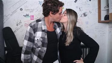 Felipe Dylon assume namoro com youtuber nove meses após separação