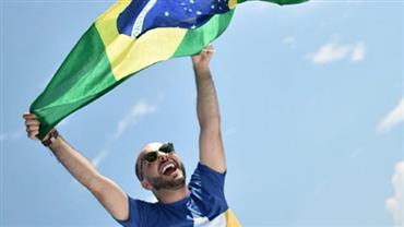 """Ex-BBB Mahmoud desabafa após eliminação do Brasil da Copa: """"Sempre terei orgulho"""""""