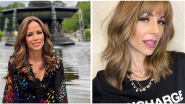 "Após última quimioterapia, Ana Furtado muda o visual: ""Seja dona de si"""