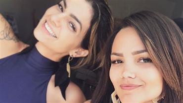 """Filha de Kelly Key, Suzanna Freitas completa 18 anos: """"Obrigada por eu existir"""""""