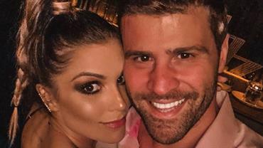 Chega ao fim o namoro de Flávia Viana e Marcelo Ié Ié