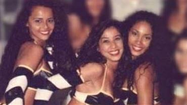 Viviane Araújo e Scheila Carvalho surgem juntas em foto do concurso de morena do Tchan
