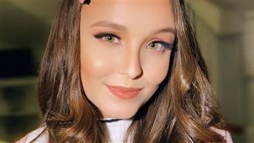 """Larissa Manoela nega vazamento de vídeo íntimo: """"Nojo de quem espalhou falando que sou eu"""""""