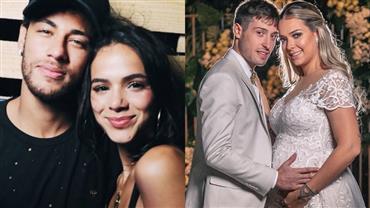 Bruna Marquezine gera reações ao comentar post de Carol Dantas sobre casamento