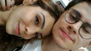 Alvo de ataques após morte de Rafael Miguel, namorada do ator faz apelo em rede social
