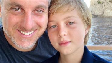 Luciano Huck e Angélica divulgam nota para esclarecer acidente com filho em Ilha Grande (RJ)