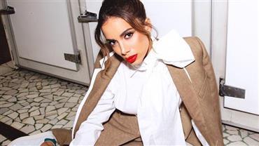 """Anitta demonstra irritação com boatos sobre afastamento: """"Não quero gente se metendo"""""""