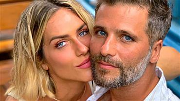 Giovanna Ewbank e Bruno Gagliasso compartilham momento íntimo em foto
