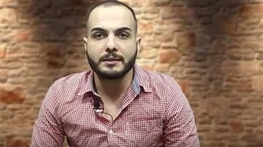 Ex-BBB Mahmoud Baydoun revela ter sofrido abuso sexual aos 6 anos