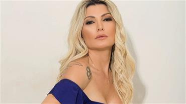 """De biquíni, Antonia Fontenelle exibe corpão e fã brinca: """"Inveja do Eduardo Costa"""""""