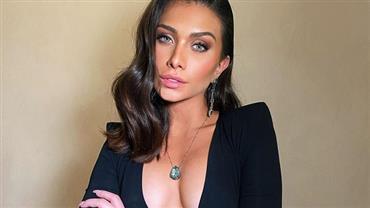 """Flavia Pavanelli rebate internauta que criticou tamanho dos seios: """"Sério isso?"""""""