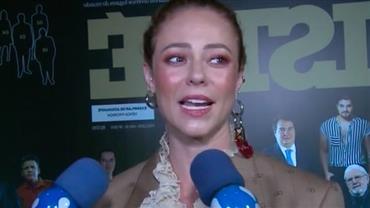 """Paolla Oliveira rebate críticas sobre celulite: """"Não tenho intenção de ser perfeita"""""""