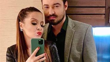 Maiara rebate declaração de Ticiane Pinheiro sobre ciúmes de Fernando Zor