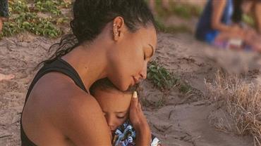 Naya Rivera tirou filho da água antes de se afogar, diz polícia