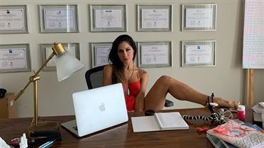 """Mayra Cardi protesta após ser bloqueada em aplicativo de relacionamento: """"Gostaria de flertar"""""""