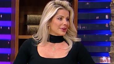 """Karina Bacchi diz que optaria por barriga solidária para ter segundo filho: """"Não tem problema"""""""