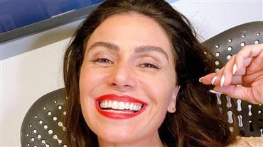 """Peruca? Giovanna Antonelli surge loiríssima em fotos e impressiona fãs: """"Um arraso de mulher"""""""
