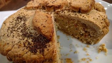 Confira receita e prepare torta integral