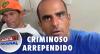 Suspeito de roubos em Goiás é preso e pede perdão na delegacia