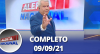 Alerta Nacional (09/09/21)   Completo