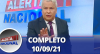Alerta Nacional (10/09/21)   Completo