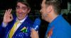 """Fake news? Marcelo Adnet conta """"fofoca"""" sobre Nelson Rubens"""