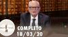 Data Venia com Arnoldo Wald (18/02/20) | Completo