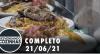 Desvendando Cozinhas: Sabores da culinária nordestina (21/06/21) | Completo