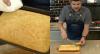 Receita de bolo de pão de queijo por Raul Lemos