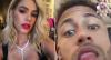 Bruna Marquezine mostra reação de Neymar surpreso ao vê-la loira