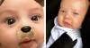 Andressa Suita posta imagens raras do caçula Samuel sorrindo para a câmera
