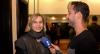 Paula Burlamaqui comenta participação de Kaysar em novela sobre refugiados