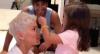 """Filha de Deborah Secco se assusta com novo look da mãe: """"Parece a Xuxa"""""""