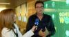 """Geraldo Luís diz que competir por audiência com Eliana é """"guerra saudável"""""""