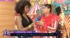 Viviane Araújo arrasa no samba e fala de atuação no teatro