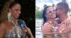 """Viviane Araújo conta como se apaixonou pelo vizinho: """"Bastante feliz"""""""