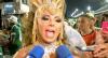 """Viviane Araújo diz que passou da fase de desfilar """"com os peitos de fora"""""""