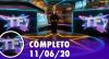 TV Fama (11/06/20) | Completo
