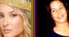 Confira o 'antes e o depois' de algumas celebridades