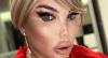 Jéssica Alves, ex-Ken humano, faz cirurgia para corrigir buraco no rosto