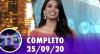 TV Fama (25/09/20) | Completo