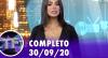 TV Fama (30/09/20) | Completo