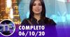 TV Fama (06/10/20) | Completo