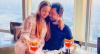 Fernando Zor e Maiara curtem férias em Dubai